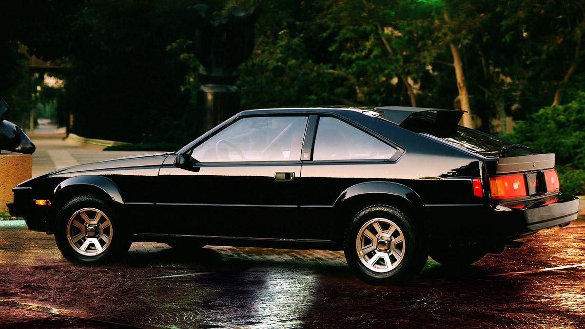 Toyota Celica III - 1982-1985