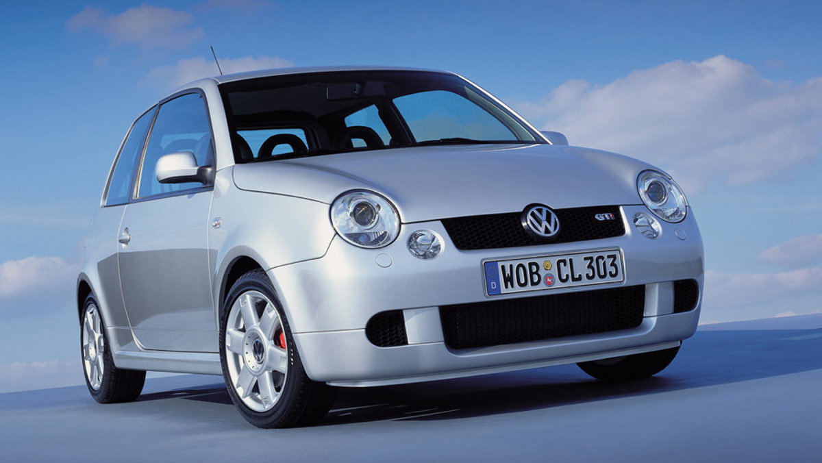 Volkswagen Lupo GTI (II)