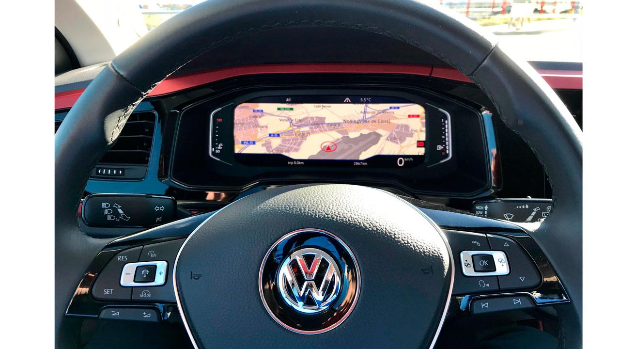 Volkswagen Polo 2017 Digital Cockpit
