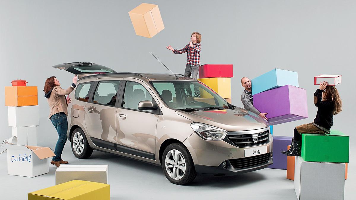 5 coches económicos nuevos que son una buena oportunidad - Dacia Lodgy