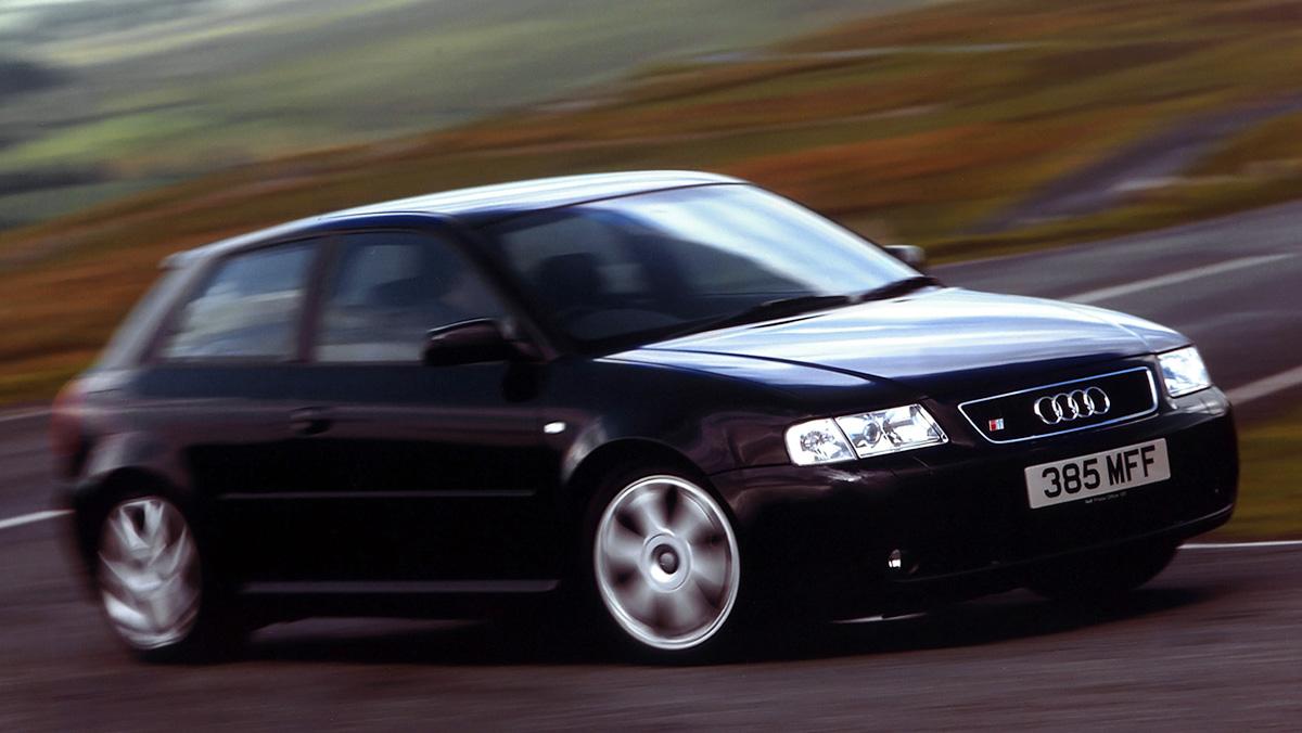 Audi S3 de primera generación