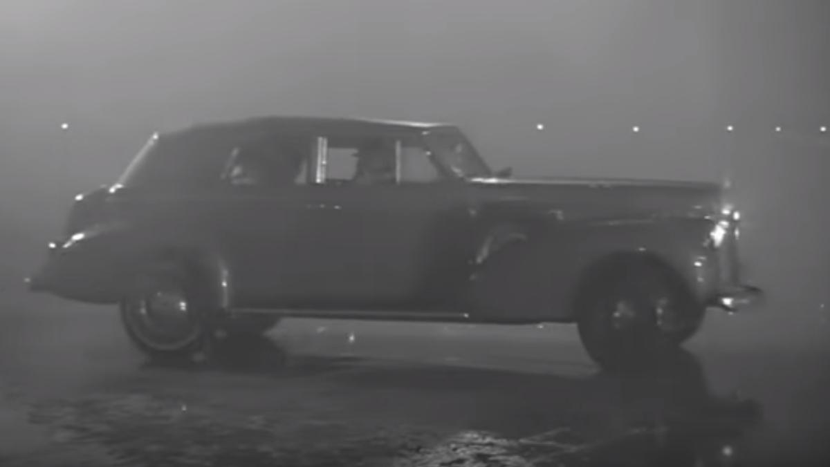 Los coches de Casablanca: Buick  PhaetonLimited81C Convertible