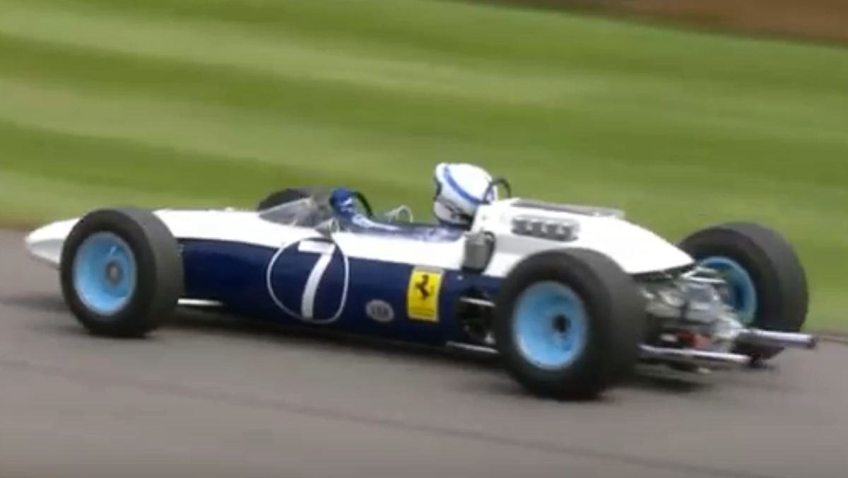 Ferrari 158 F1NART