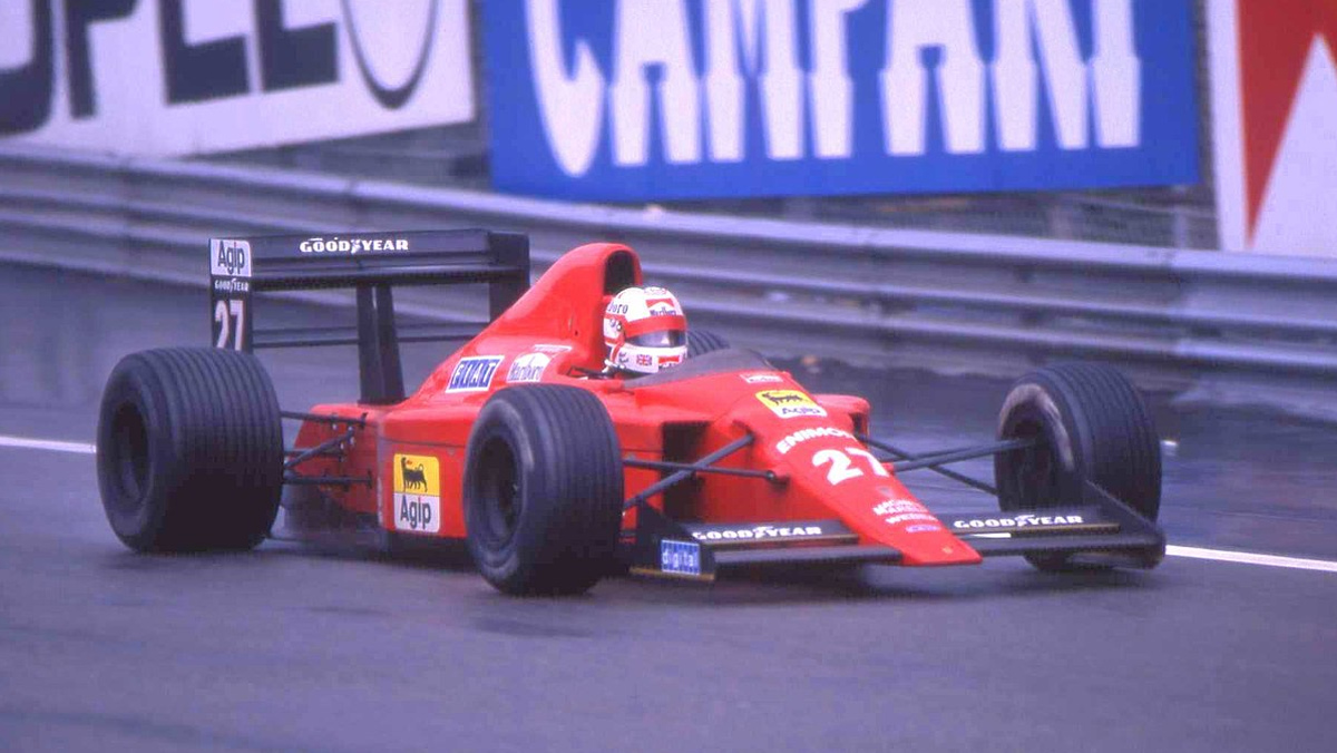 Ferrari 640 Mansell