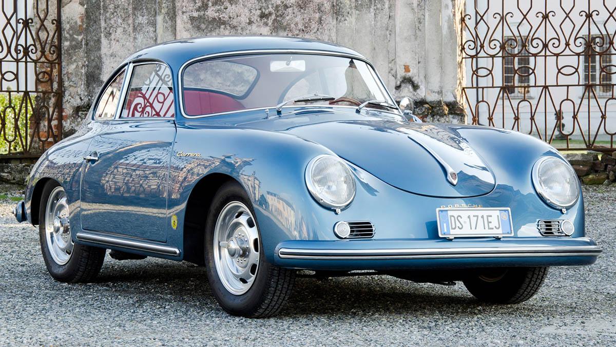 Porsche 356 A Carrera GS de 1956