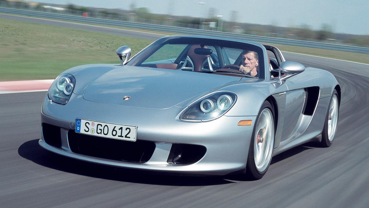 Porsche Carrera GT de 2003