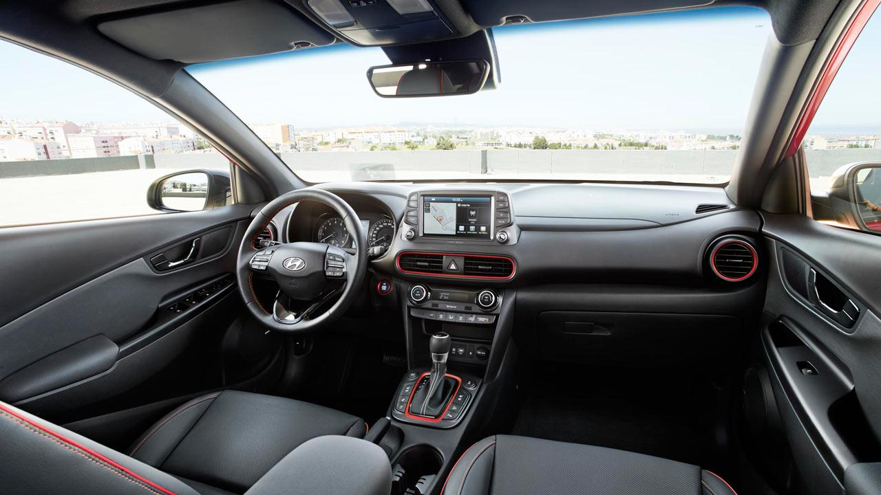 Prueba Hyundai Kona 1.6 T-GDI 177 CV 4x4 DCT