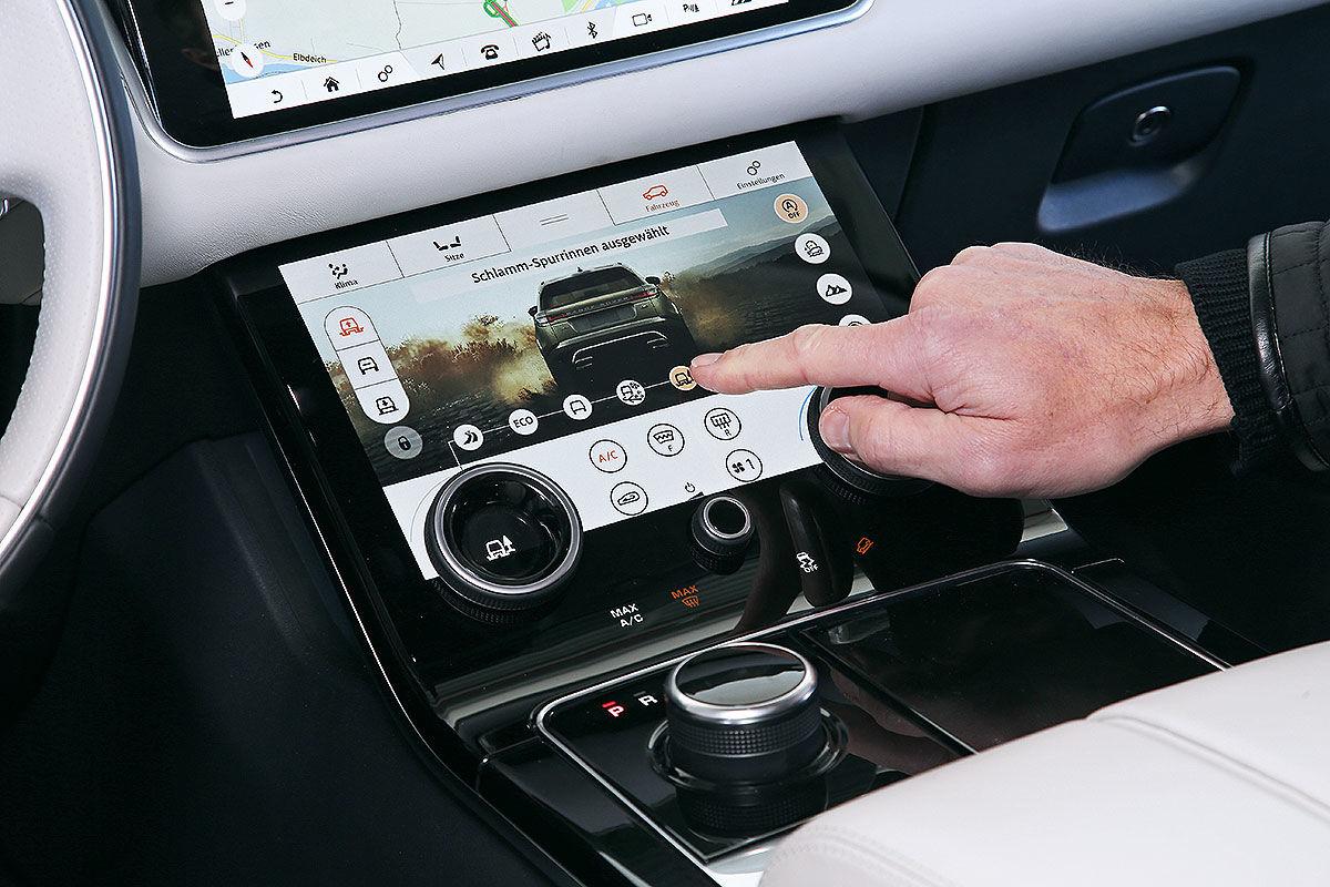 Range Rover Velar vs Audi Q5