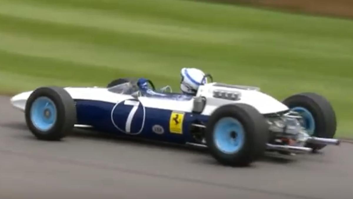 Surtees Ferrari F1 158 NART
