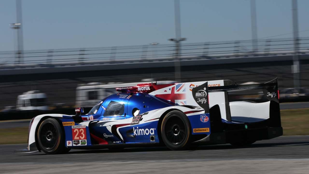 Alonso clasificación 24h daytona