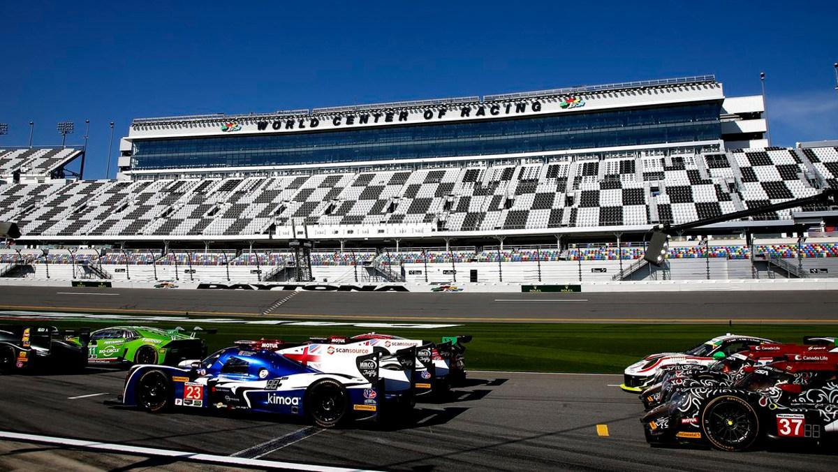Atasco Alonso Practice Daytona