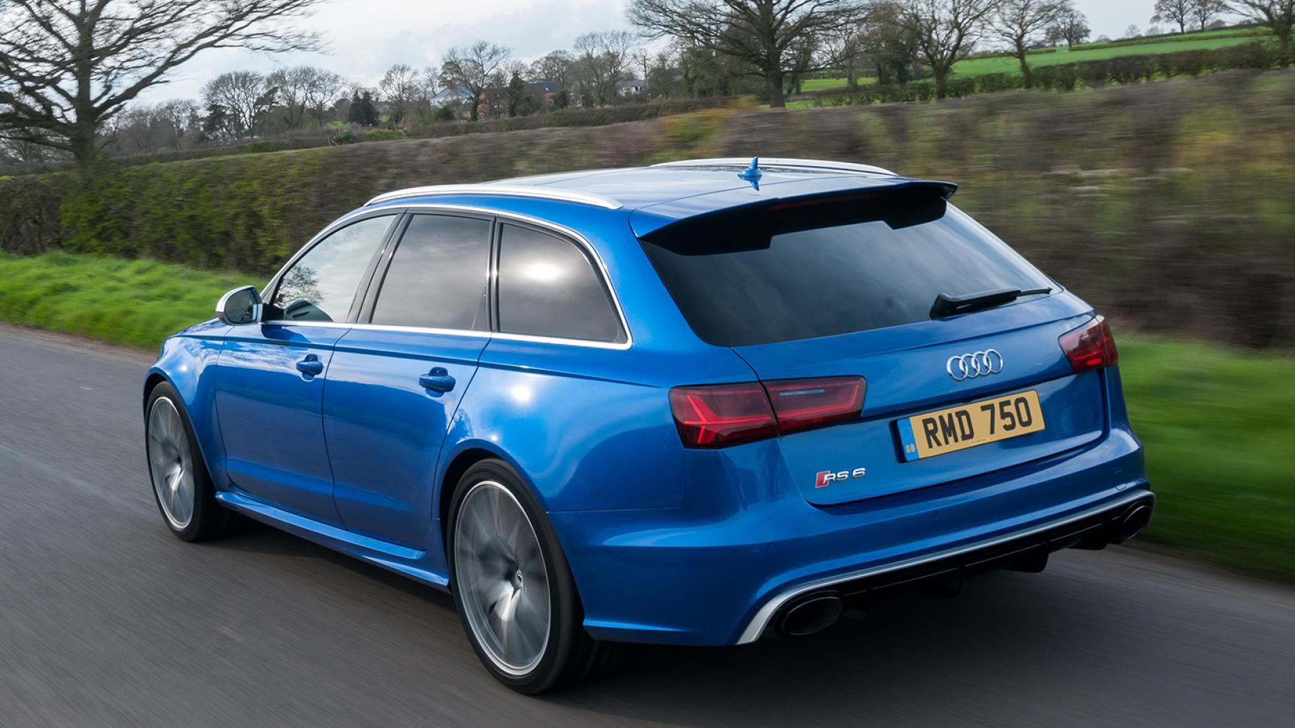 Audi RS6 Avant TFSI