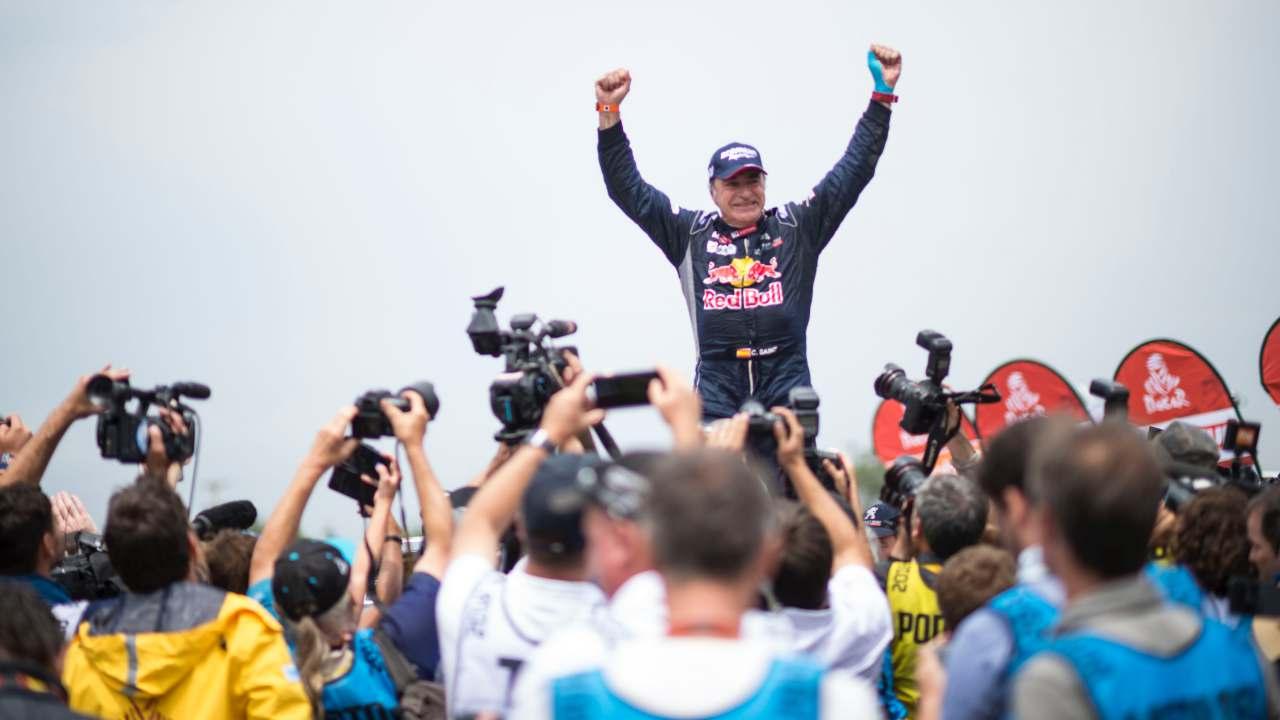 Carlos Sainz gana el Dakar 2018