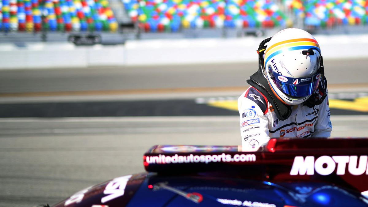 Declaraciones Alonso Daytona Qualy