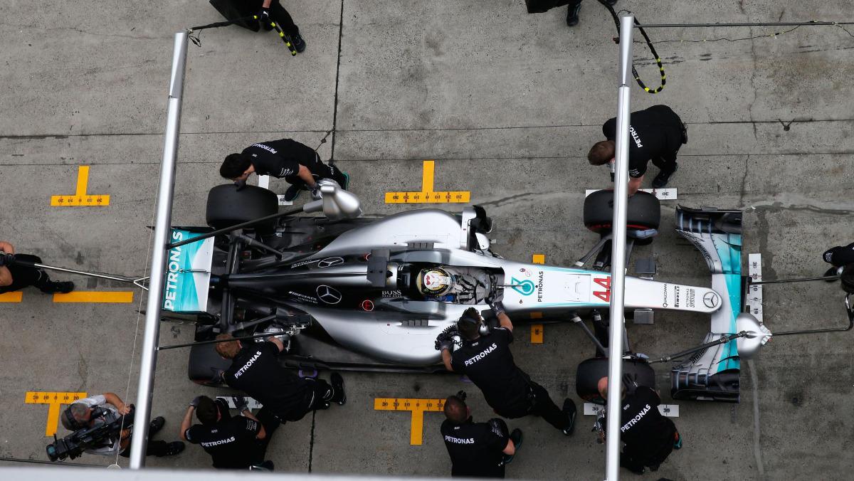 Estadísticas F1 2017: Pit stops
