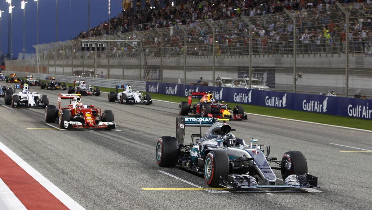 Números F1 2017: Media de pit stops por carrera