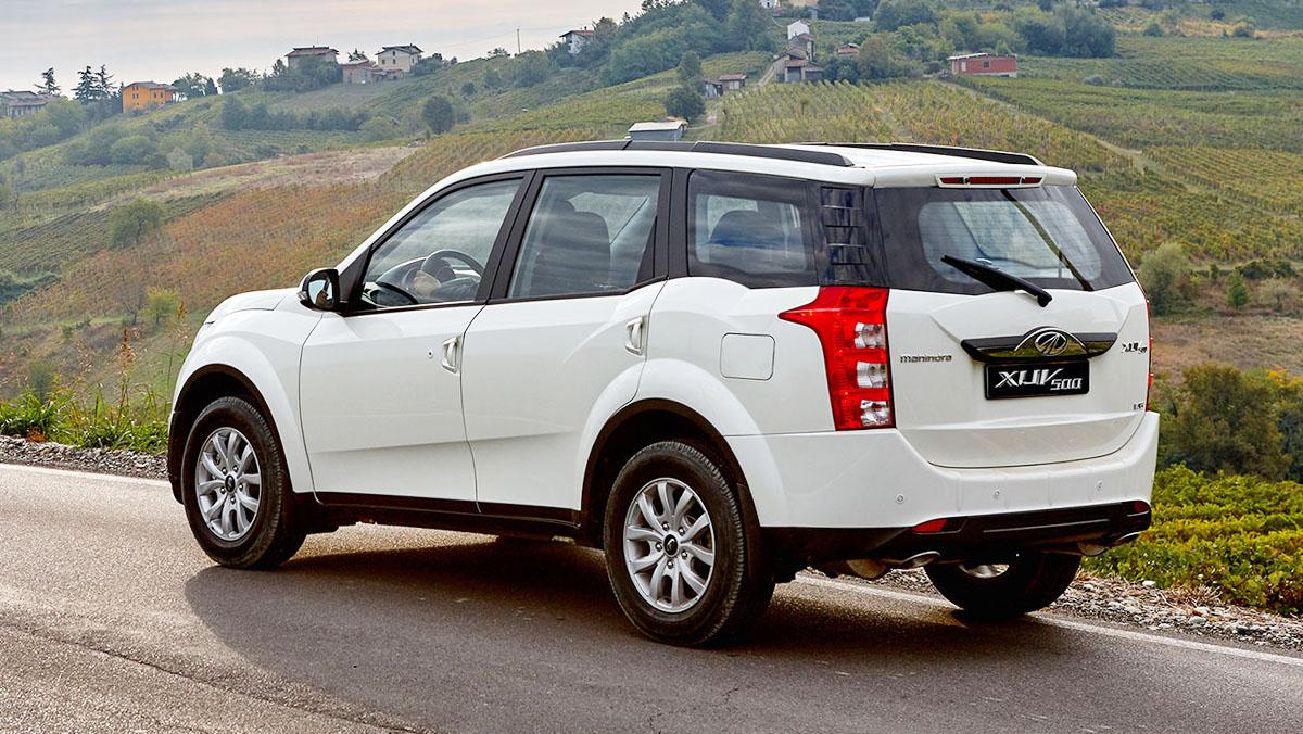 Las sorpresas del mercado español en 2017 - Mahindra XUV500