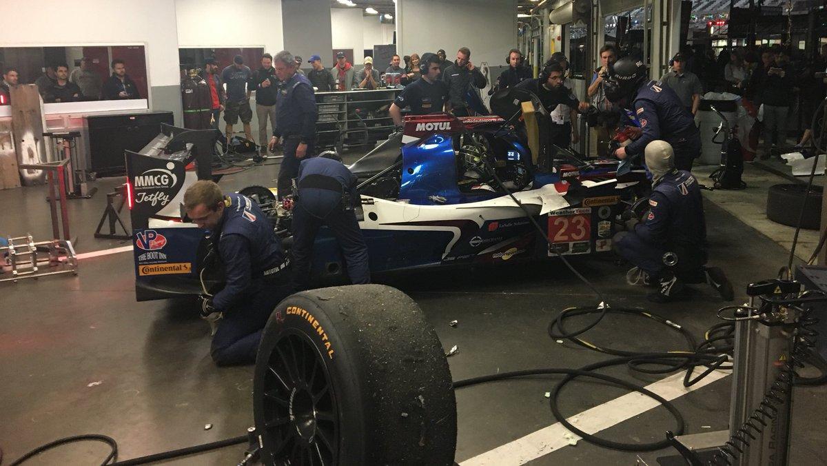 Taller Daytona Alonso