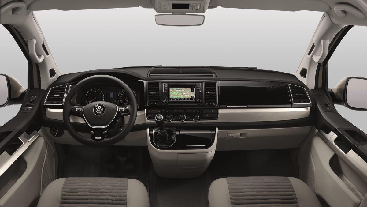 Volkswagen T6 California