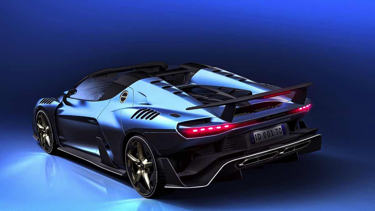 Italdesign Zerouno Roadster (II)
