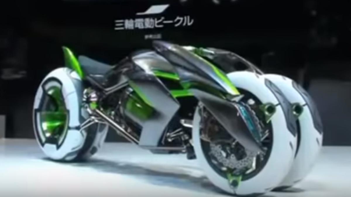 Kawasaki J Concept 1
