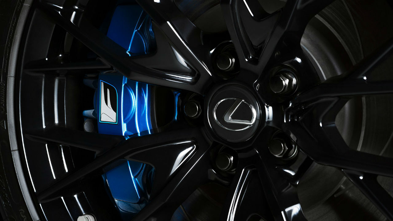Lexus GS F y RC F 10th Anniversary editions