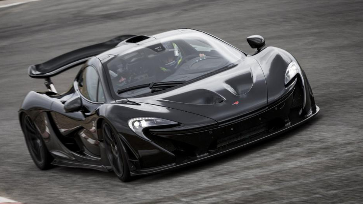 Logo McLaren Automotive