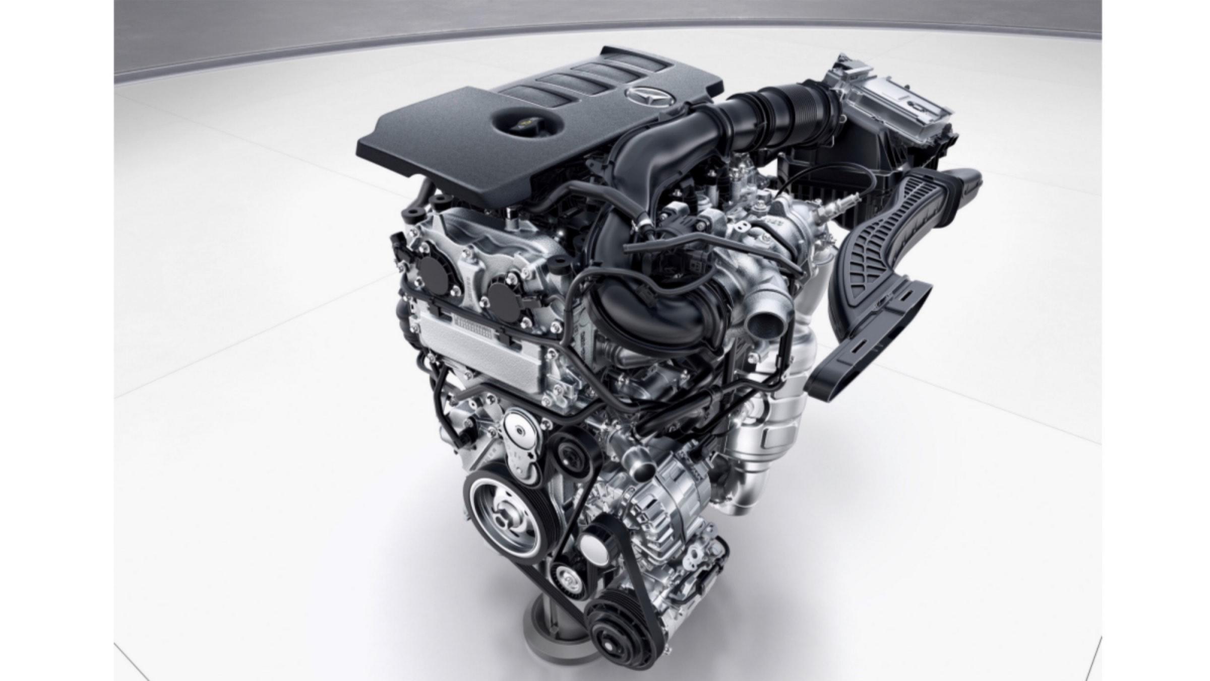 Mercedes M260 (gasolina)