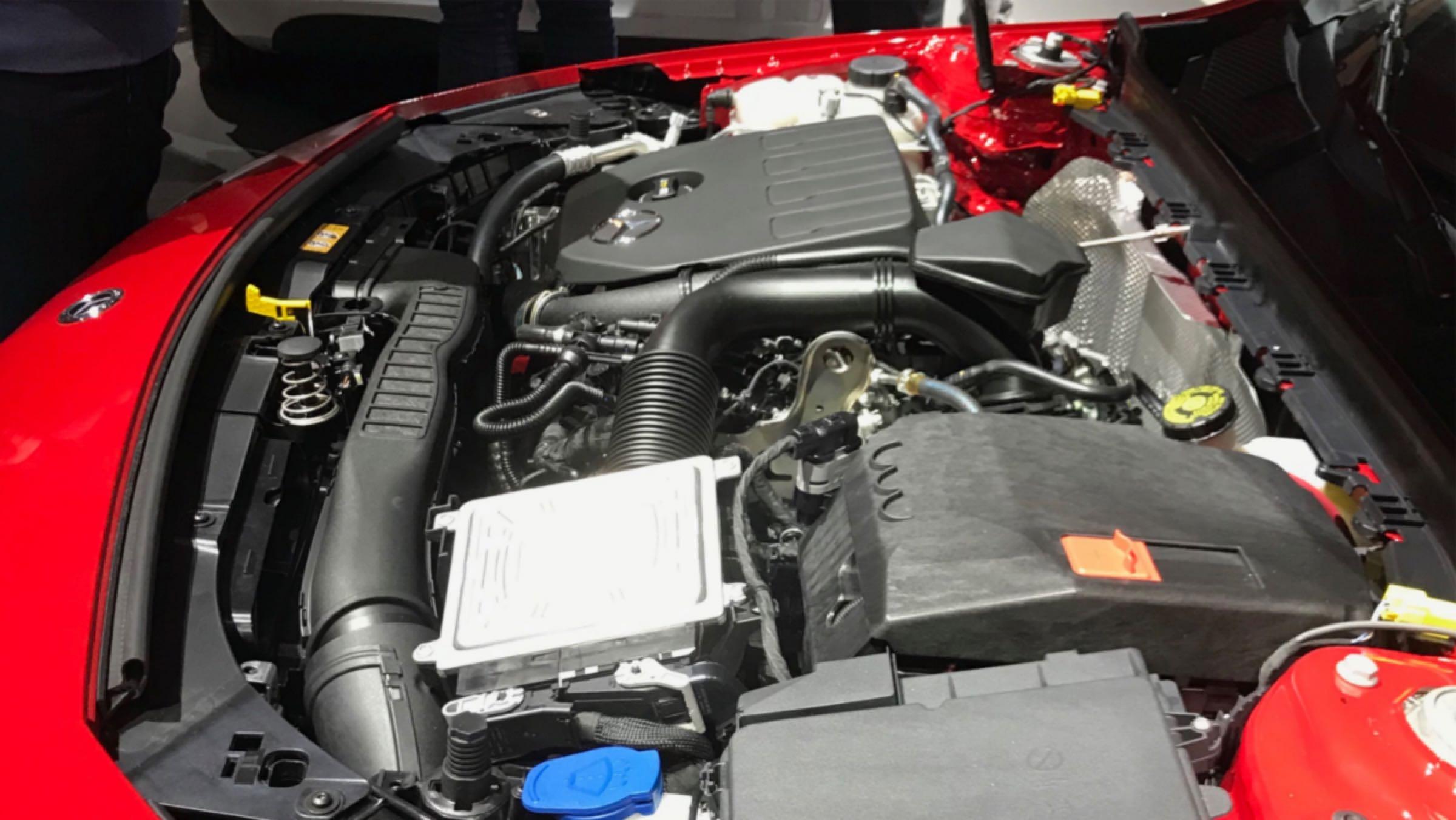 Motor Mercedes A200 2018