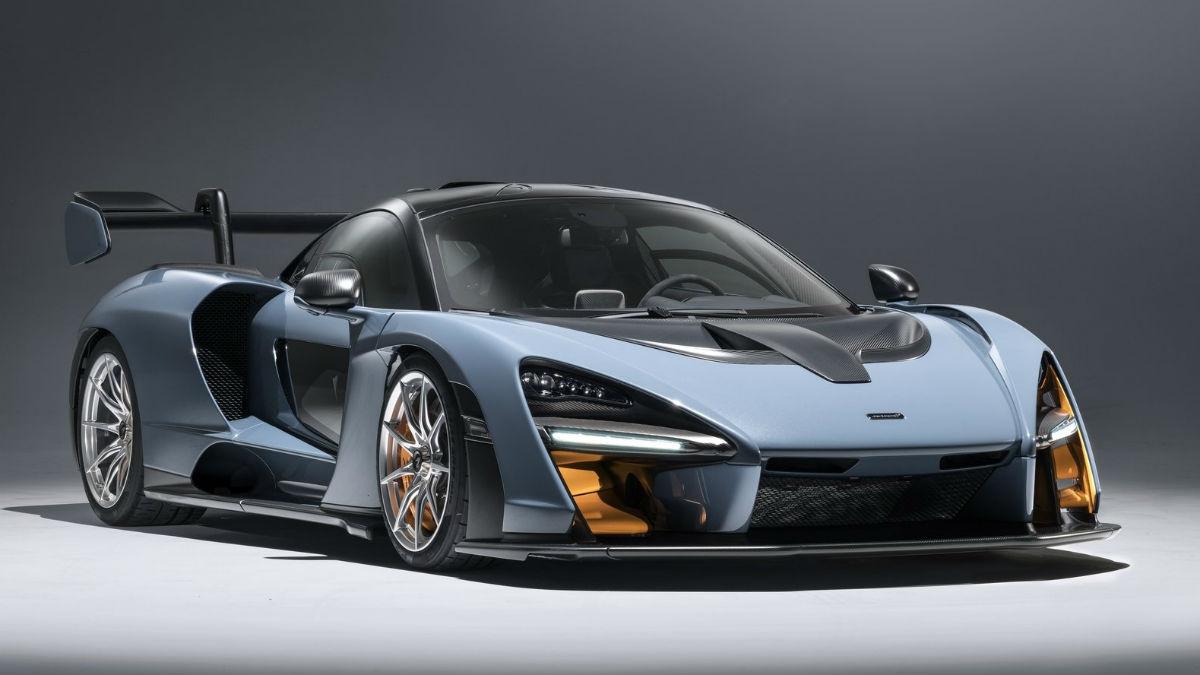 Nuevo McLaren Senna