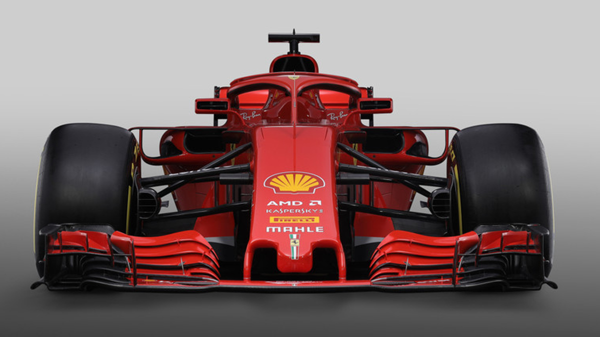 SF71 Frontal