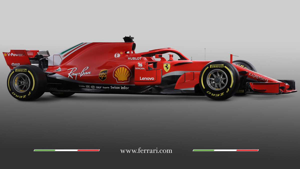 SF71 lateral