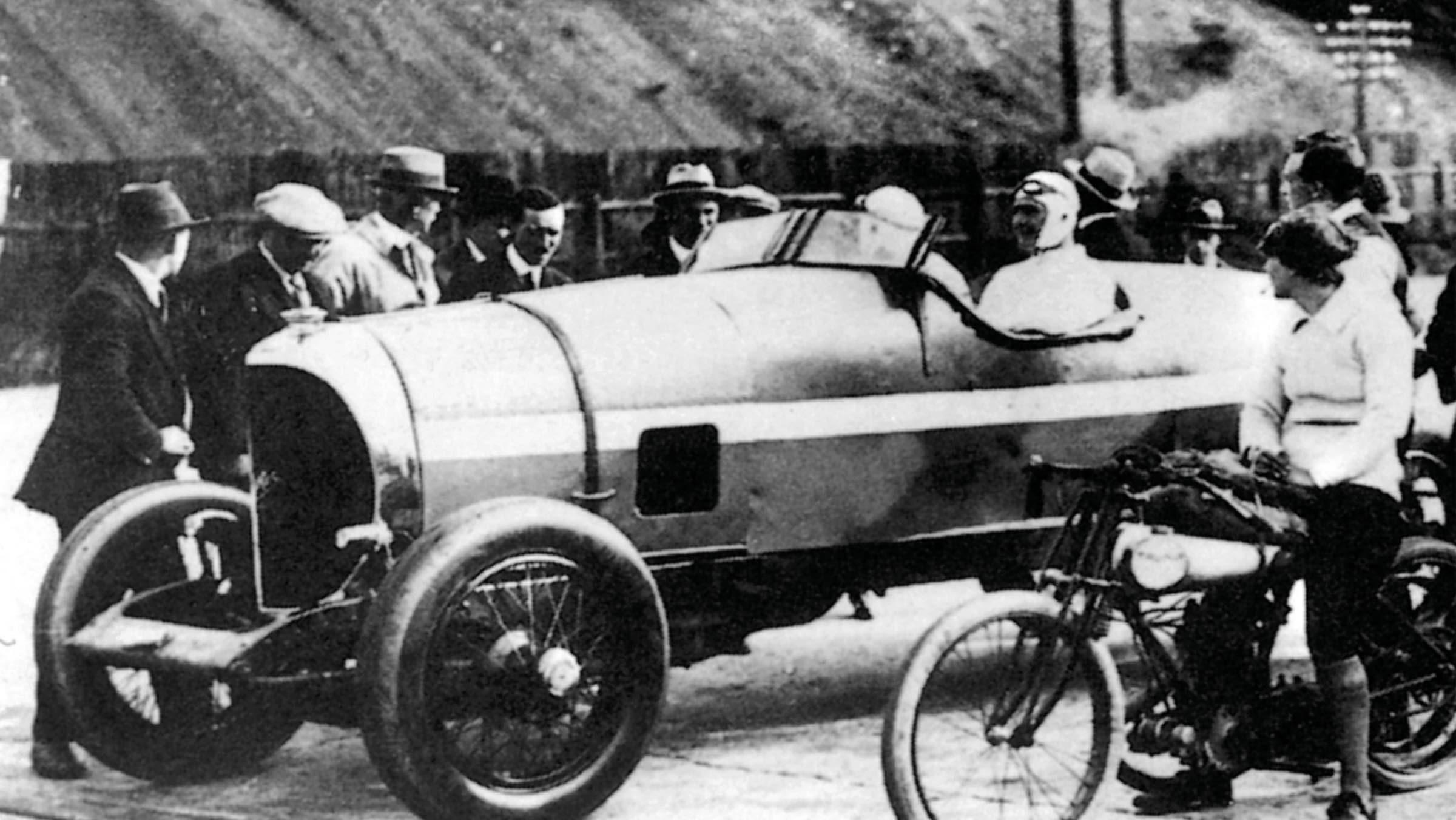 Spyker C4 (1922)