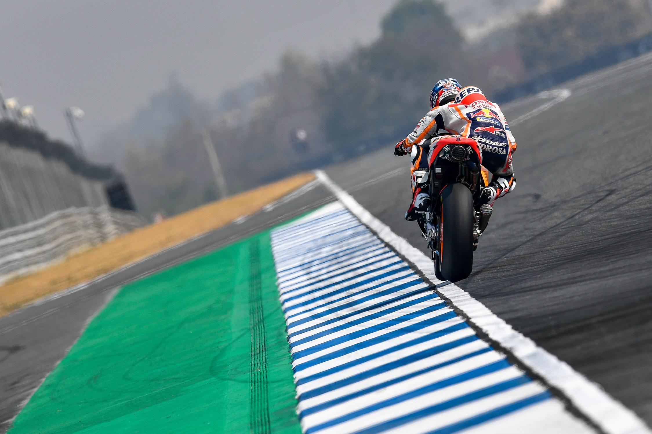 Test MotoGP Tailandia 2018 en directo