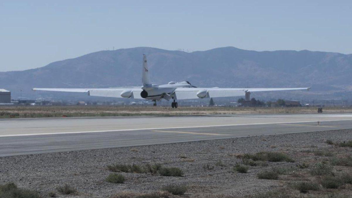 Avión NASA ER-2 (2)