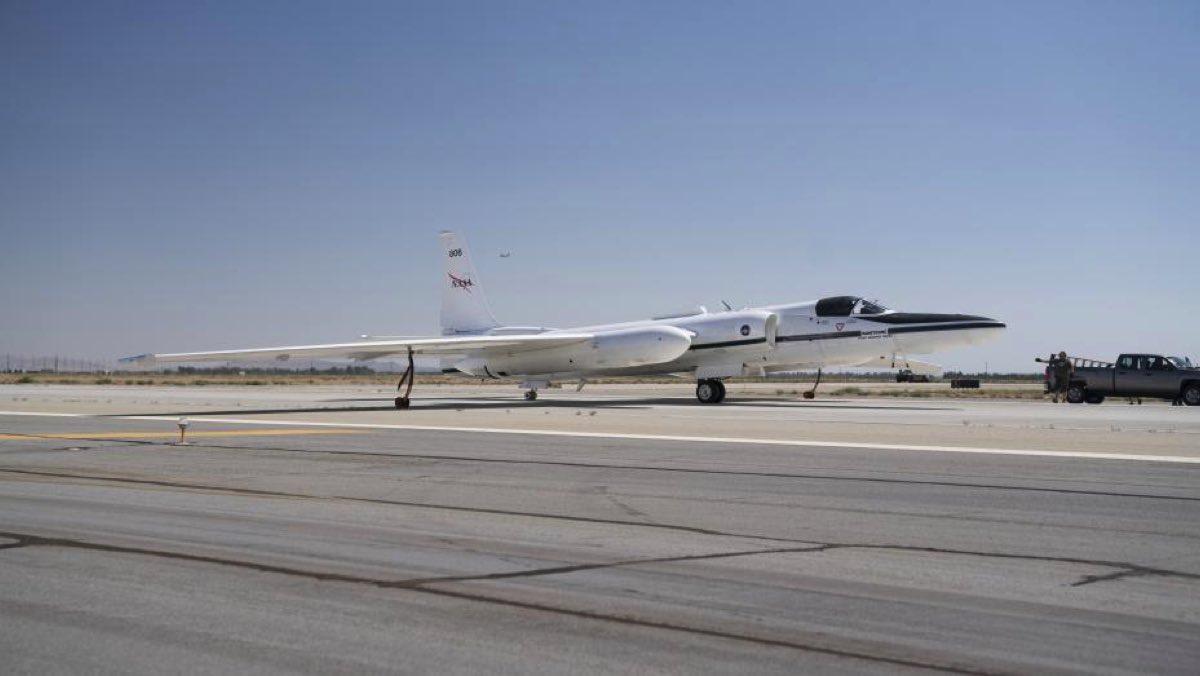 Avión NASA ER-2 (3)