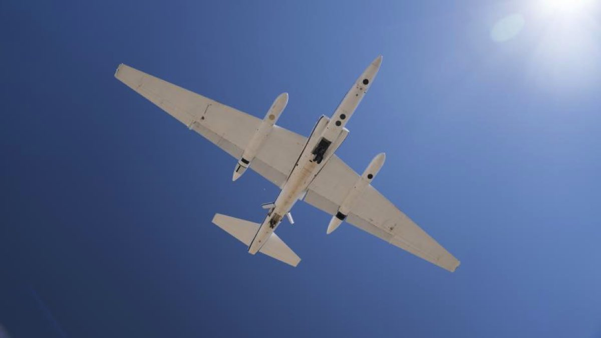 Avión NASA ER-2