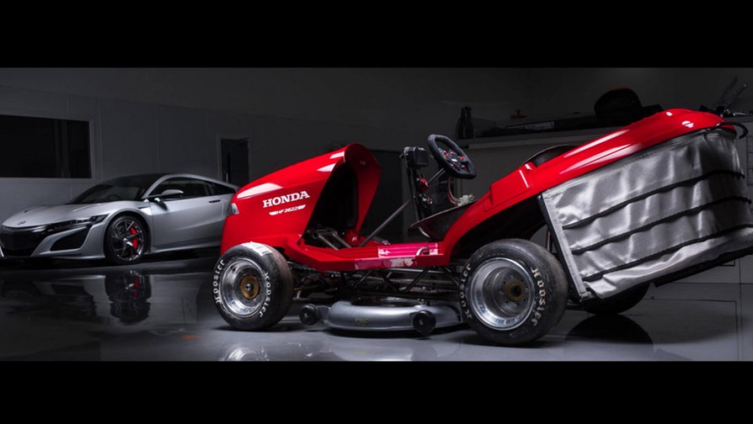 Honda Mean Mower Mk.2