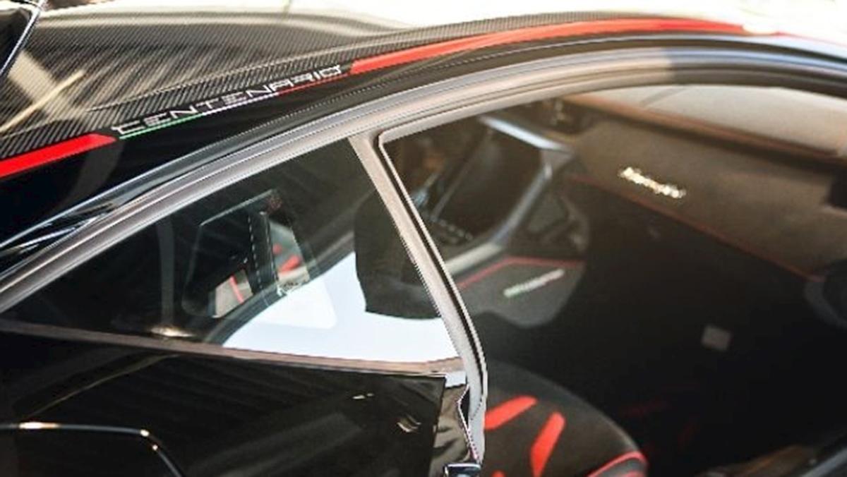 Lamborghini Centenario de segunda mano