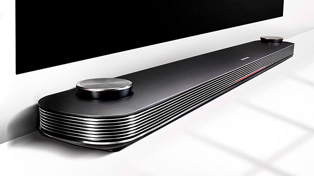 LG Signature W7 con Dolby Atmos