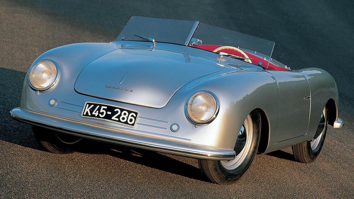 Porsche 356 No.1
