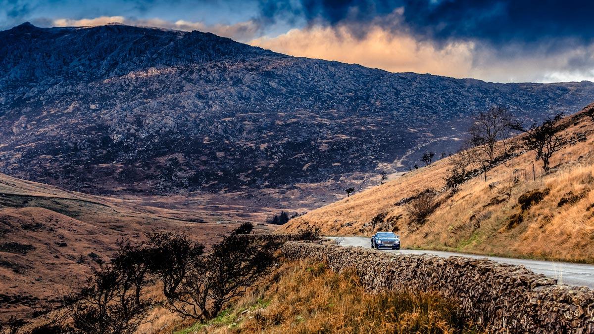 Prueba Bentley Continental GT (carretera)