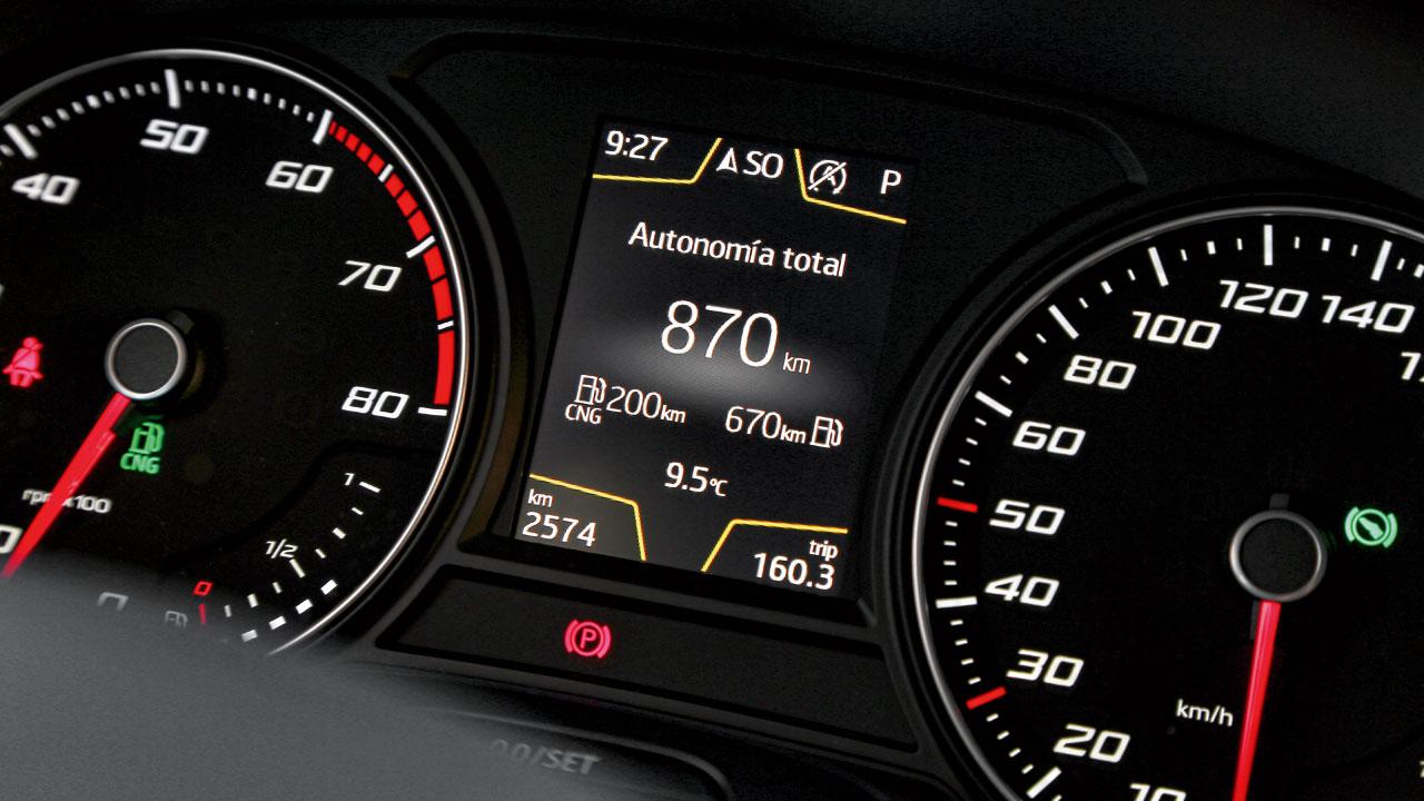 Prueba Seat León 1.4 TGI - Style Visio