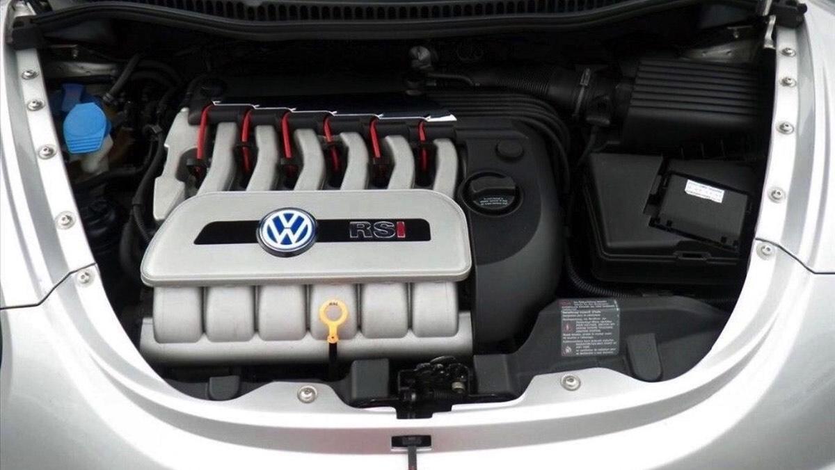 Volkswagen Beetle RSI motor