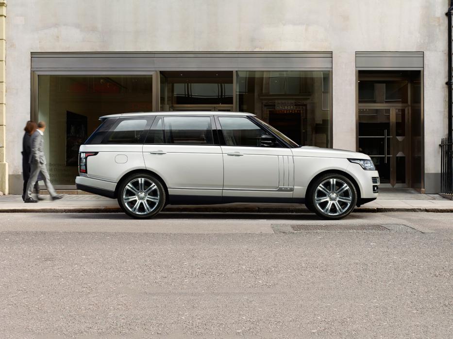 Range Rover PHEV SVAutobiography