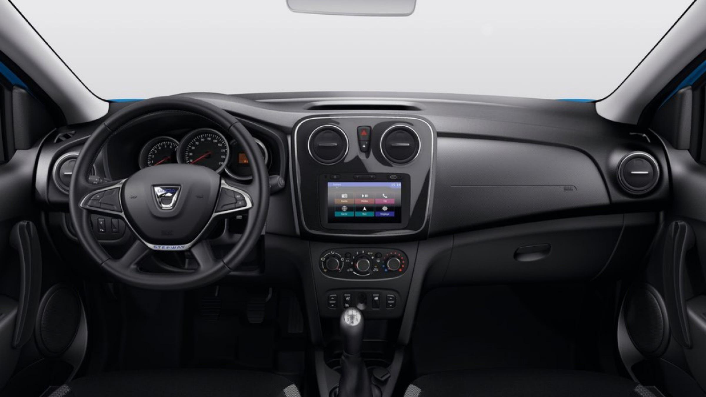 Dacia Sandero Stepway (interior)