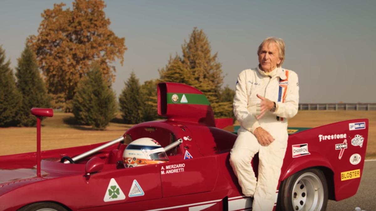 Derek Bell y un Tipo33