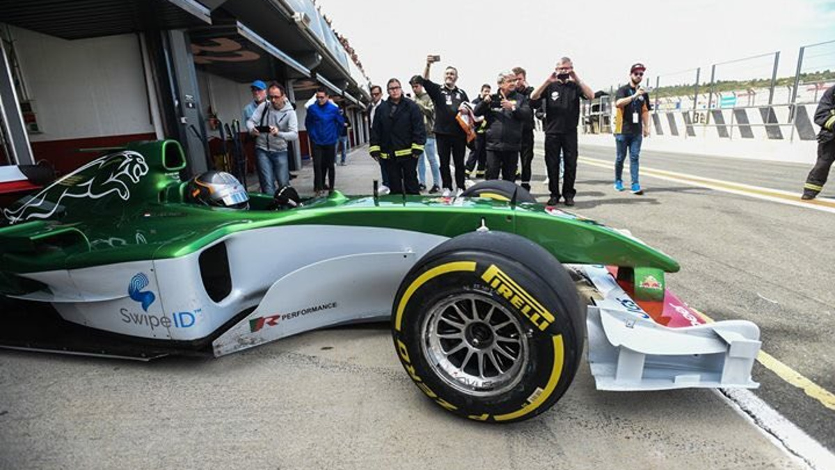 Fracaso vuelta rápida Cheste F1