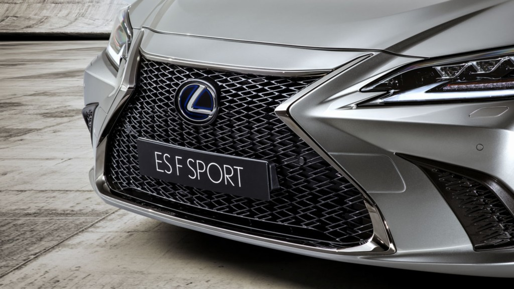 Nuevo Lexus ES 2019