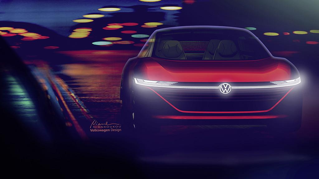 Nuevo emblema Volkswagen 2019